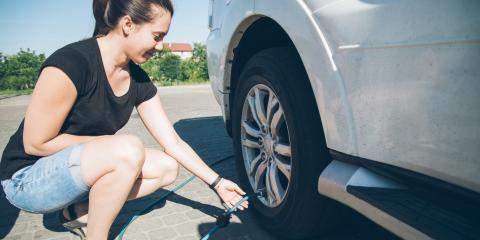 A Guide to Checking Car Tire Pressure, Kalispell, Montana