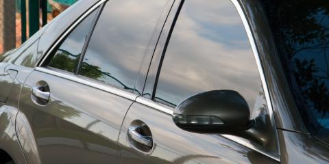 3 Safety Benefits of Car Window Tinting, Ballwin, Missouri