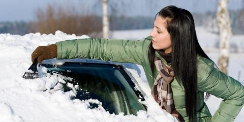 Do's & Don'ts of Defrosting Your Car's Windshield, Evergreen, Montana