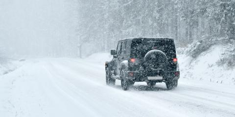 Anchorage's Snow Removal Specialists Share Tips for Winter Road Safety, Anchorage, Alaska
