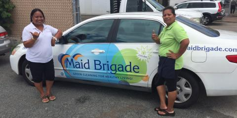 Maid Brigade's Cleaning Services, Honolulu, Hawaii