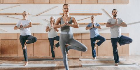 How Can Yoga Help Your Heart?, Rochelle Park, New Jersey