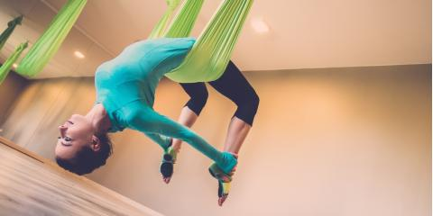 Not Your Average Cardio Workout: The Health Benefits of Aerial Arts, Robertsville, New Jersey