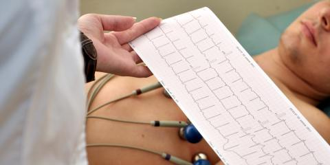 What Is an Electrocardiogram?, White Plains, New York