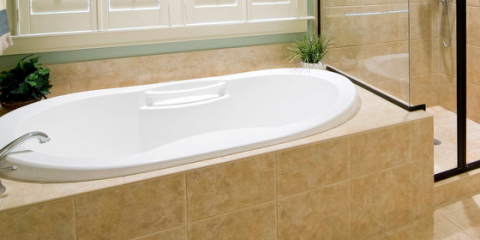 How to Care For Newly Re-glazed Bathroom Tiles or Bathtubs , Fairfield, Ohio