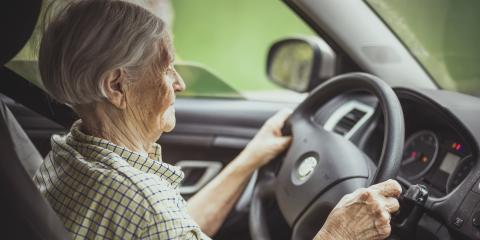 A Guide to Evaluating Seniors' Driving Abilities, Poteau, Oklahoma