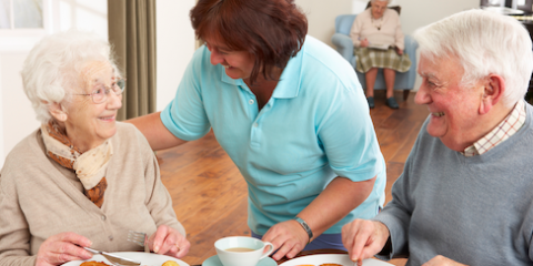 3 caregiver tips for taking care of your elderly loved ones