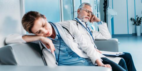 3 Warning Signs of Burnout for Clinicians, 13, Maryland