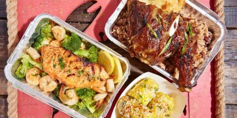 Cape Cod & Caribbean Food: The Inventive Mashup Created by Lolo's Seafood Shack, Manhattan, New York