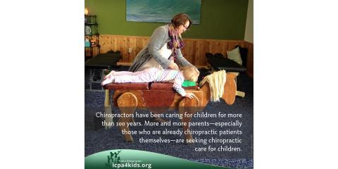 Chiropractors Caring for Children, Hay Creek, Minnesota