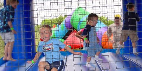 Party Rental Company Shares 3 Bounce House-Worthy Events, Reading, Ohio