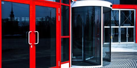 A Professional Locksmith Shares 3 Commercial Door Maintenance Tips, Almer, Michigan