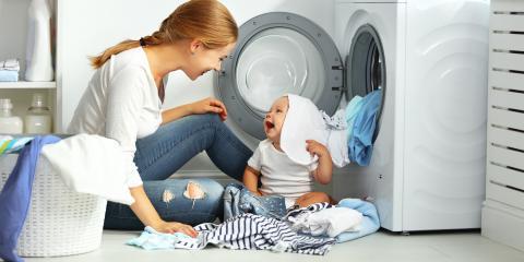 3 Main Causes of an Unbalanced Washing Machine Load, Morning Star, North Carolina