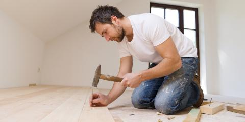 What to Expect During Hardwood Floor Installation, Winston, North Carolina