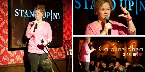 What's Up at Stand Up!, Manhattan, New York