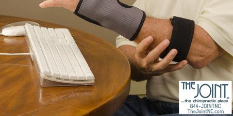 Carpal Tunnel and What a Chiropractor Can Do!, Raleigh, North Carolina