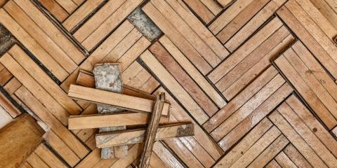Water Damage Restoration: Carpet Vs. Hardwood Floors, Rochester, New York