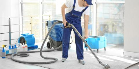 5 Benefits of Commercial Carpet Cleaning, Dayton, Ohio