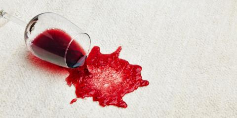 3 Reasons to Hire a Carpet Cleaning Service to Remove Wine Stains, Branson, Missouri