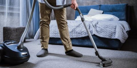Why a Simple Vacuuming Doesn't Result in Effective Carpet Cleaning, Rochester, New York