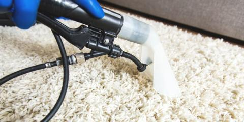 How Commercial Carpet Cleaning Improves Indoor Air Quality, Pottsville, Arkansas