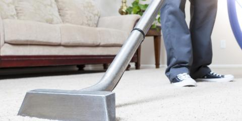 4 Easy Carpet Cleaning Tips, Arlington, Texas