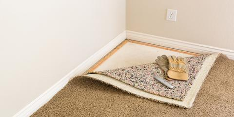 Carpet Installation FAQs: Why Do I Need to Use Underlay?, Lexington-Fayette Central, Kentucky