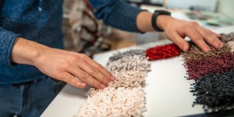 4 Popular Fiber Options for Home Carpets, Fridley, Minnesota