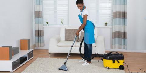 3 Important Reasons to Act Fast When Carpet Water Damage Occurs, Lincoln, Nebraska