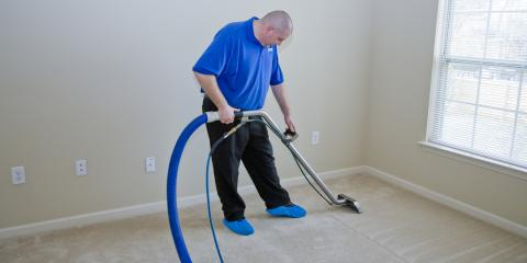 3 Steps to Take When Your Carpet Has Water Damage, Lexington-Fayette Central, Kentucky