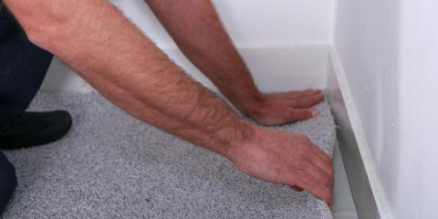 Top 3 Advantages of Carpet Stretching, Walton, Kentucky