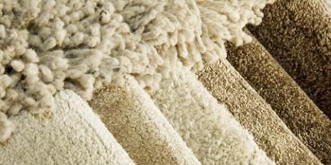 5 Carpet Fiber Types Every Homeowner Should Know, Waynesboro, Virginia