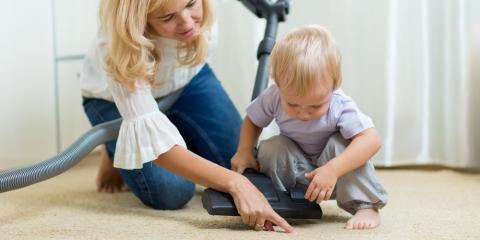 4 False Carpet Cleaning Myths, Pottsville, Arkansas