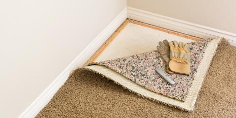 The Effects of Carpet Padding on Health, Chatsworth, Georgia