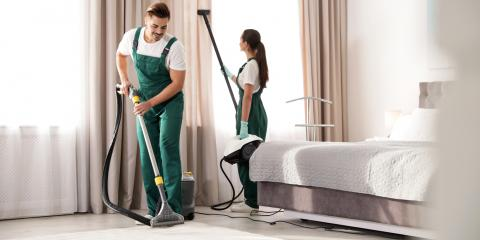 5 Reasons Steam Carpet Cleaning Is Better , Anchorage, Alaska