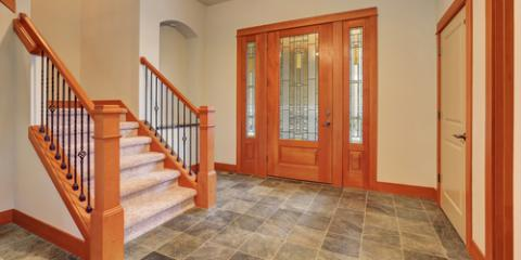 What's the Best Type of Flooring for Your Entryway & Mudroom? Hint: It's Tile Flooring, Chesterfield, Missouri