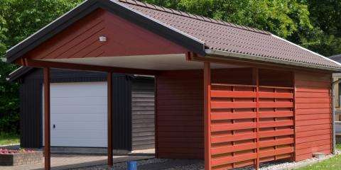 3 Benefits of a Carport, Blairsville, Georgia