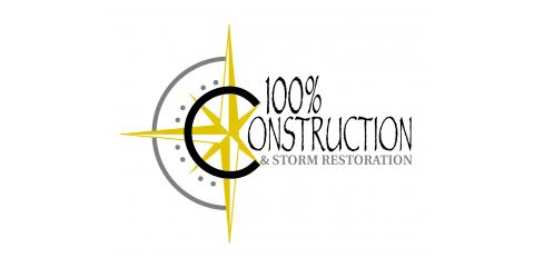 100% Construction, Roofing Contractors, Services, Richardson, Texas