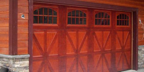Why Choose Carriage Doors for Your Garage?, Creston-Bigfork, Montana