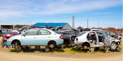 3 Reasons to Buy Used Parts From an Auto Salvage Yard, Carroll, Iowa