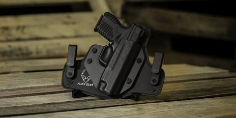 Safety Equipment to Help Conceal & Carry Your Gun Safely, Carrollton, Kentucky