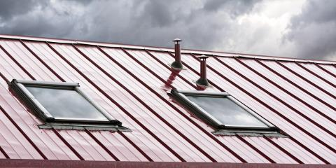 5 Advantages of Metal Roofing, Carrollton, Texas