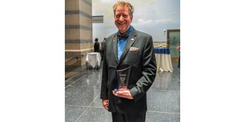 Carson Brooks, EXIT Realty Metro, is awarded realtor of the year, ,