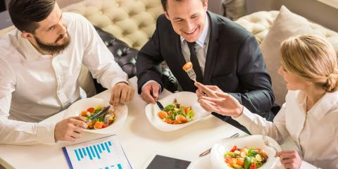 Are Meetings More Productive With Food?, Houston, Texas