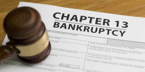How to Know If You're Eligible to File Chapter 13 Bankruptcy , Dallas, Georgia