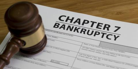 What Are the Pros & Cons of Filing for Chapter 7 Bankruptcy?, Cartersville, Georgia