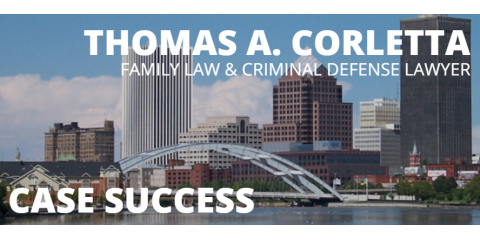 Highlighting Thomas Corletta's Most Recent Dismissal, Rochester, New York