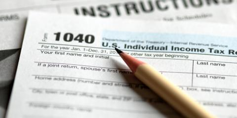 Kentucky's Cash Advance Experts Answer 4 Common Tax Filing Questions, Glasgow, Kentucky