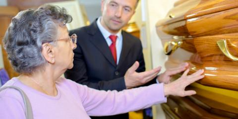 Ask a Funeral Home: How to Choose the Right Casket, Sheffield, Ohio