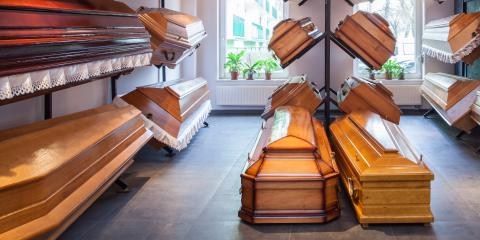 3 Caskets to Consider When Planning Your Loved One's Celebration of Life, Ewa, Hawaii